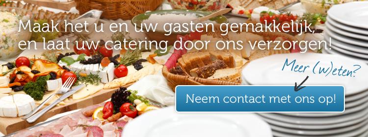 Catering in Apeldoorn