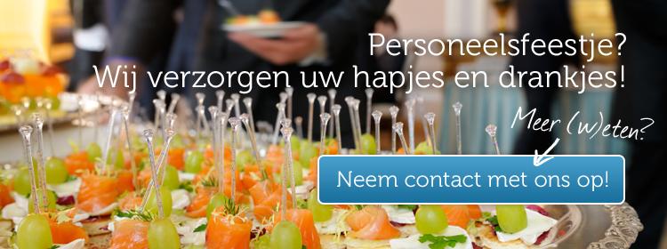 Bedrijfscatering in Apeldoorn